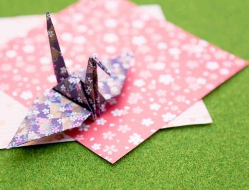 手工折纸一号和二号作坊