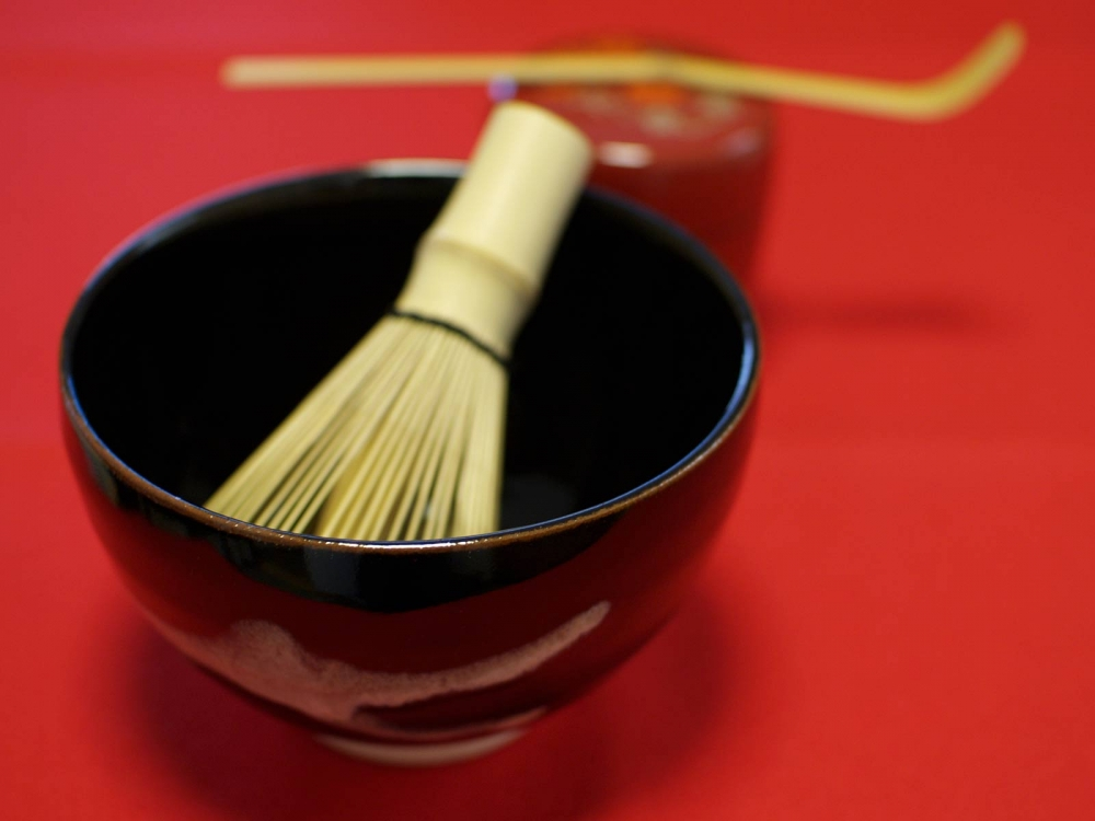 Sado Japanese Tea Ceremony Workshop ( 3,500 Yen per person )