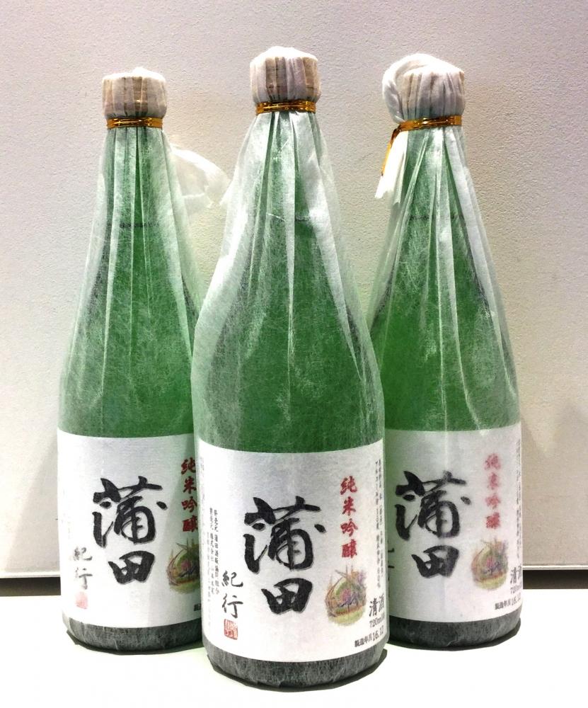 純米吟醸 蒲田紀行 720ml