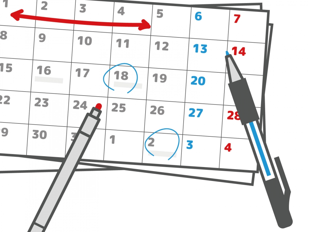 2018年9月イベントカレンダー