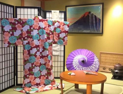 關於暫停部分日本文化體驗活動的通知